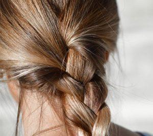 De verzorging Princess Hair van het haar